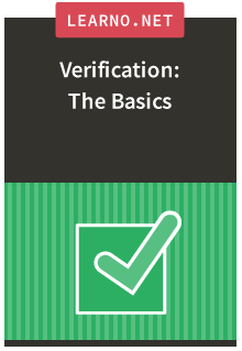 Verification: The Basics